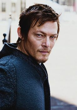 Norman Reedus photographed by Adam Fedderly