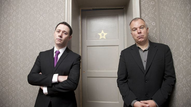 Reece Shearsmith and Steve Pemberton welcome us to this special episode of Inside No. 9.