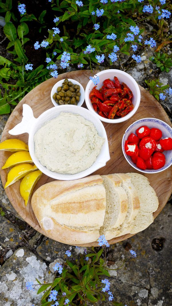 The Londoner: Smoked Mackerel Pate. Perfect for posh picnics!