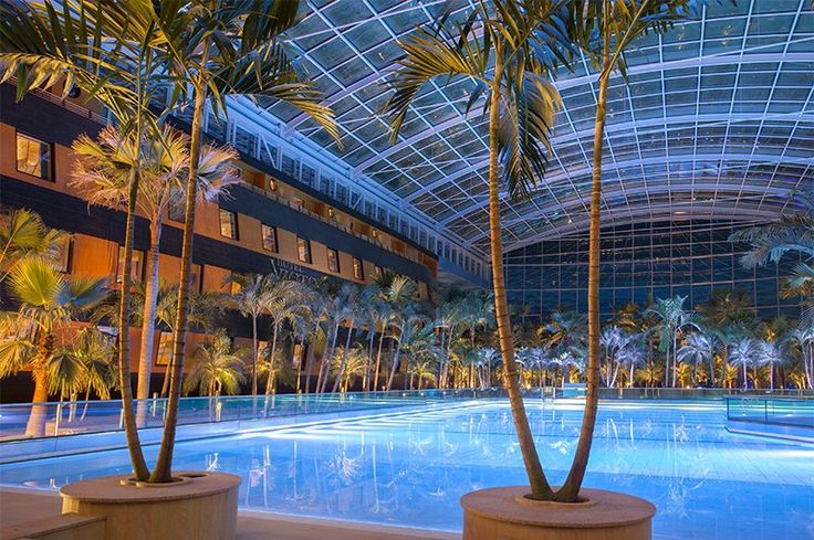 Neues Wellenbad THERME ERDING