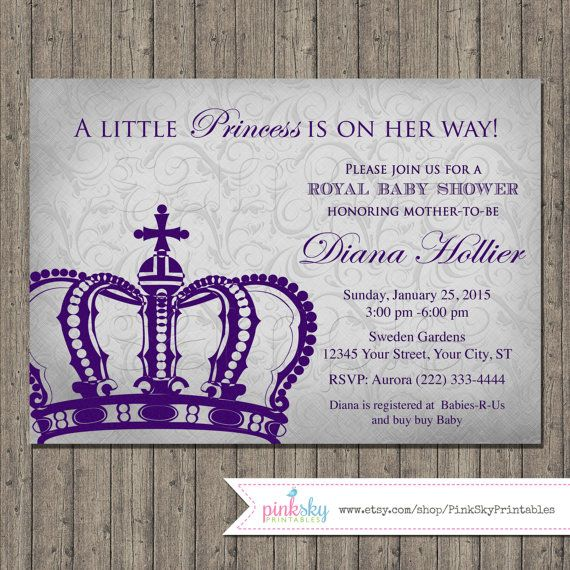 Crowns For Baby Shower: 1000+ Ideas About Royal Baby Showers On Pinterest