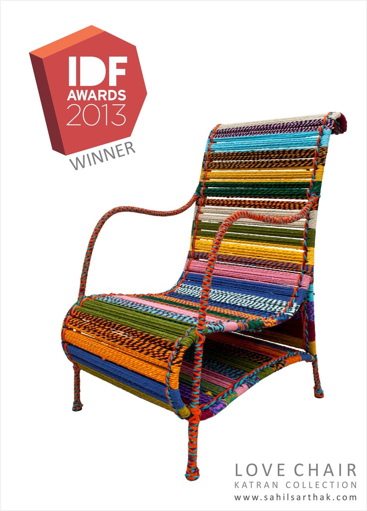 Love Chair Won The India Design Award 2013 In The Product
