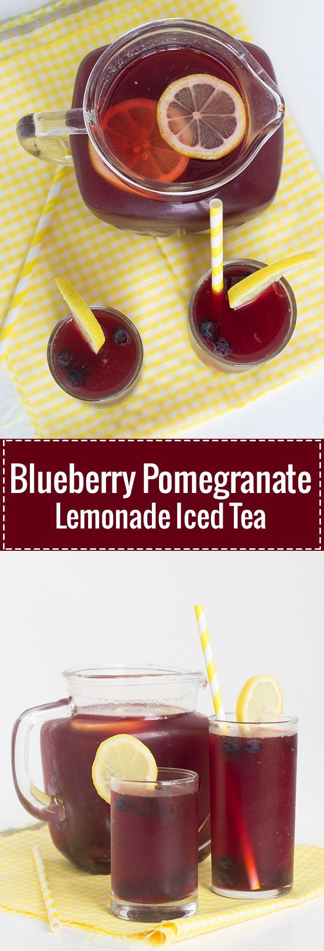 ... about Blueberry Tea on Pinterest | Blueberries, Tea and Apple Tea Cake