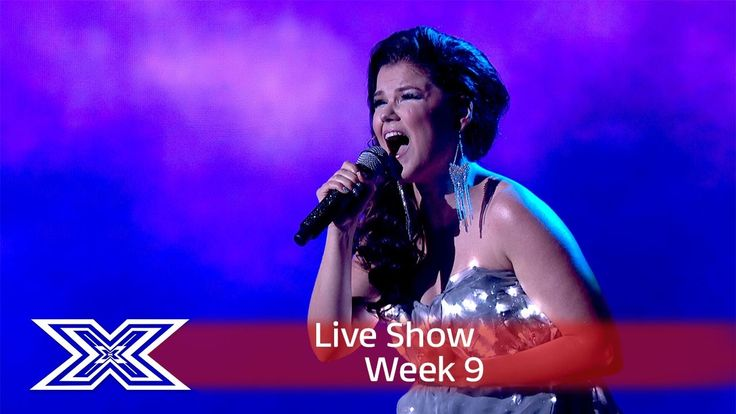 Saara Aalto lights up the stage with Sia's Chandelier | Semi-Final | The...