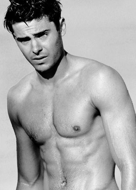 Helloooo Zac Efron..