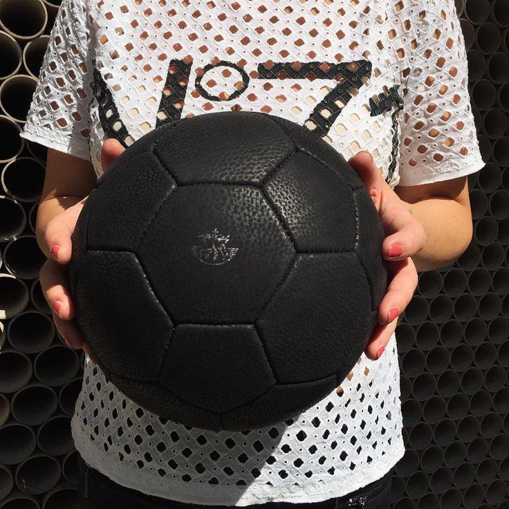 #baderbag #handcrafted #emgermany #soccer #football #leatherball #em2016 #halbfinale #deutschland