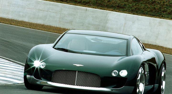 Nieuws - Vergeten concept: de absurde Bentley Hunaudières