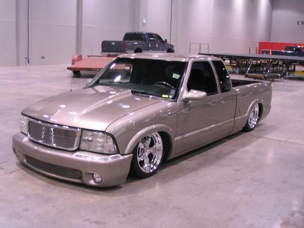 1999 Chevy s10...luv it