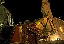 NOZZANO CASTELLO (Lucca) - Re-enactment of Medieval life.