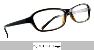 Tina Fey Library Readers Glasses - 121 Brown Tones