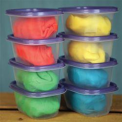Handmade Gift Idea Easy Homemade Play Dough