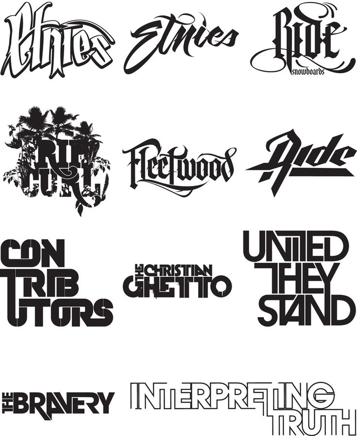 hydro74 marks typography pinterest