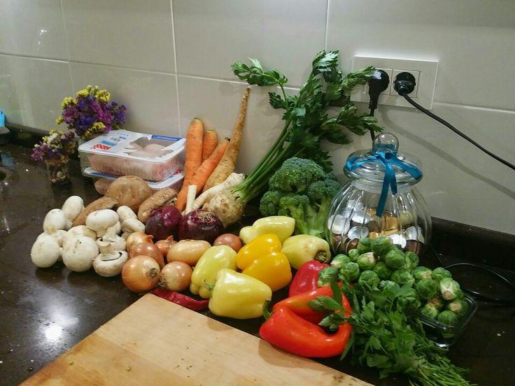 Food prep is key!