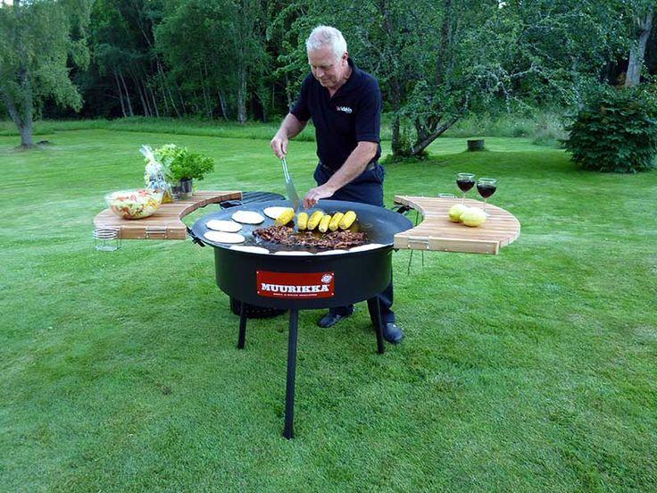 Matlagning med Muurikka stekhällar   Widahls Port- & Villamiljö