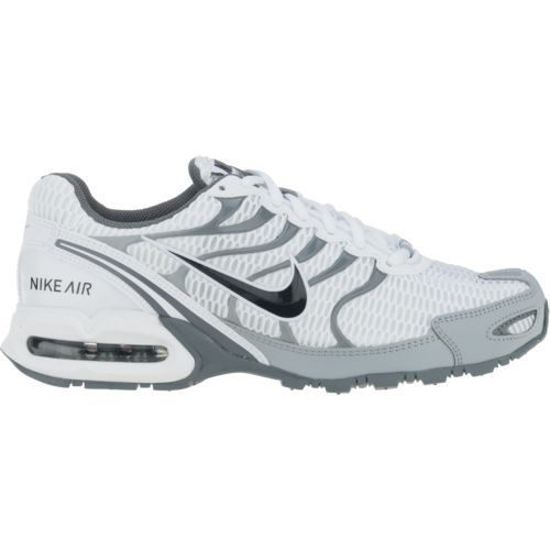 Nike Men's Air Max Torch 4 Running Shoes (White/Anthracite/Wolf Grey/Cool Grey, Size 11) - Men's Running Shoes at Academy Sports