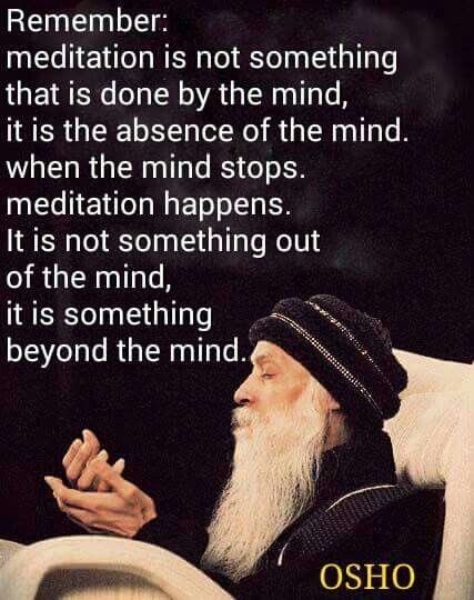 I have never been able to completely shut my mind off no matter how long I meditate.