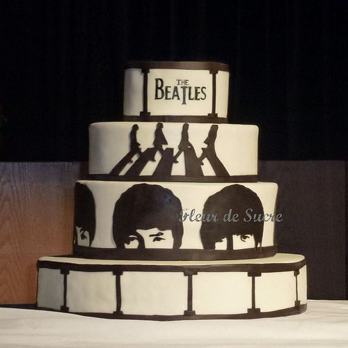 beatles cakes - Google Search