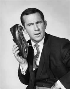 "Don Adams ""Get Smart"" TV show 1960's... I remember saying..Sure you can get phone calls on something with no wires that's not attached to the wall???!!!???"