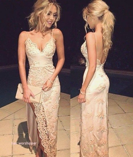 Hairstyles for Backless Dresses