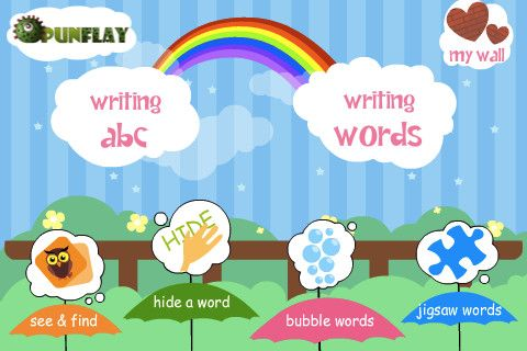 My Word Wall App- Introduce your young reader to Word Wall – an interesting and engaging app that helps beginning readers practice reading and writing skills through numerous funtastic activities!Awesome App, Education Stuff, Classroom App, Kids Stuff, Homeschool App, Tech Stuff, Words Wall, Word Walls, Ipad App