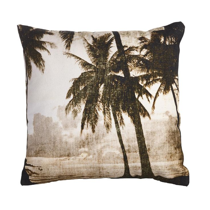 KAAT Amsterdam - Vintage Beach Decoration Cushion