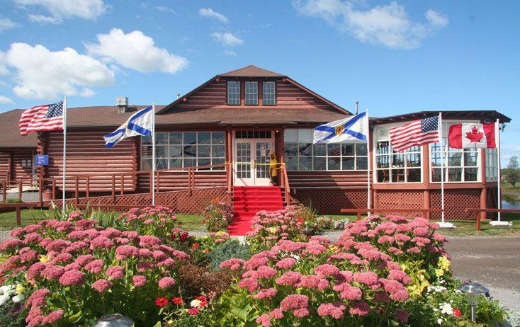 Nova Scotia Hotel - Pictou Lodge Beach Resort.