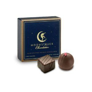 Moonstruck Chocolate 4 Piece Truffle Collection