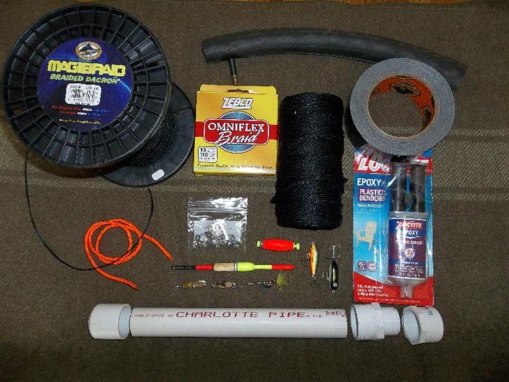 279 best pocket fishing kit images on pinterest fishing for Pocket fishing kit