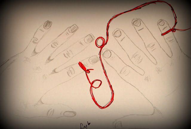 Ό ταν εμφανίζεται το κόκκινο νήμα, σηματοδοτεί ένα πριν και ένα μετά στη ζωή…
