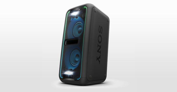 EXTRA BASS jednoelementowy zestaw muzyczny o dużej mocy (GTK-XB7)