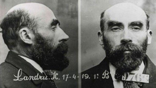 Henri Landru è stato un serial killer dell'inizio del '900 in Francia. E' stato soprannominato Barbablù perché uccideva le sue fidanzate.