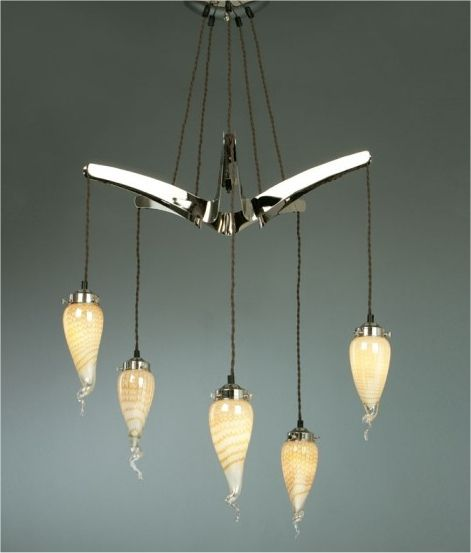Kitchen Pendant Lighting Art Glass : Best images about kitchen white on