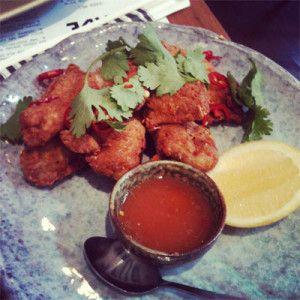 Mod Asian Restaurants in Melbourne, Chin Chin, eatmywords.com.au
