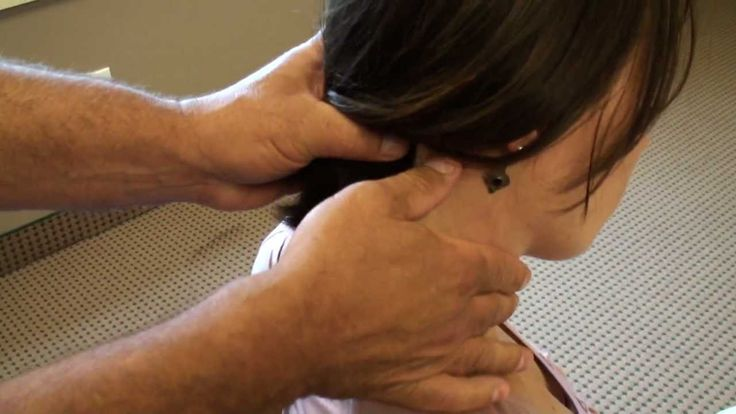 CNWSMT Exceptional Neck and Shoulder Massage