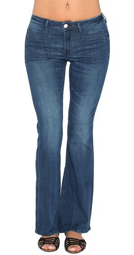 London Calling Flared Jeans