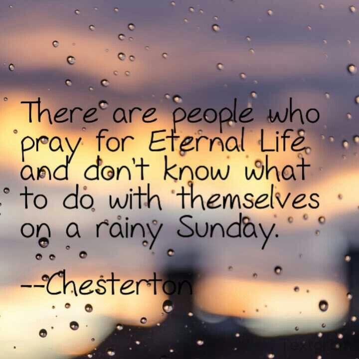 Rainy Day Best Quotes: The 25+ Best Rainy Sunday Quotes Ideas On Pinterest