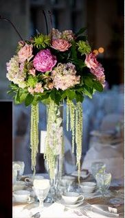 cool trumpet vase centerpieces photo 656982-1