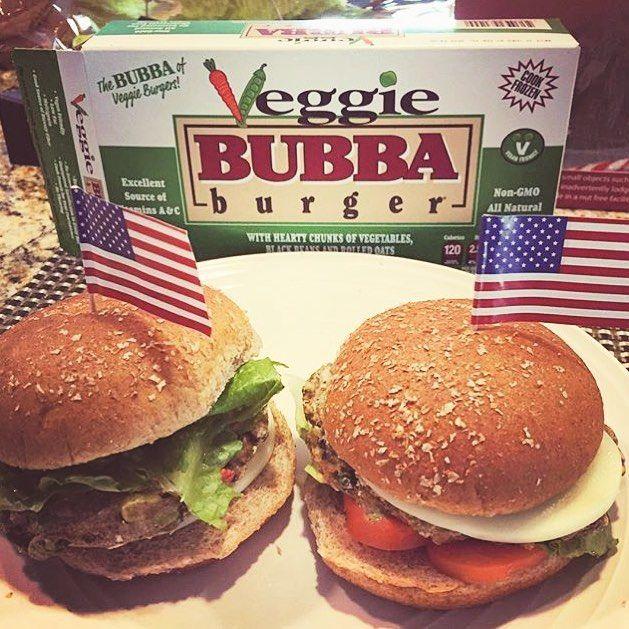 #BUBBaburger #BUBBAburgers #burgerlife #burgerlove #American #grilled #grilling #burger #burgers #homecooked #veggie #vegetarian #VeggieBurgers #BUBBAVeggieBurgers #veganfriendly #cheese #provalone #cheeseburger #VeggieCheeseburger