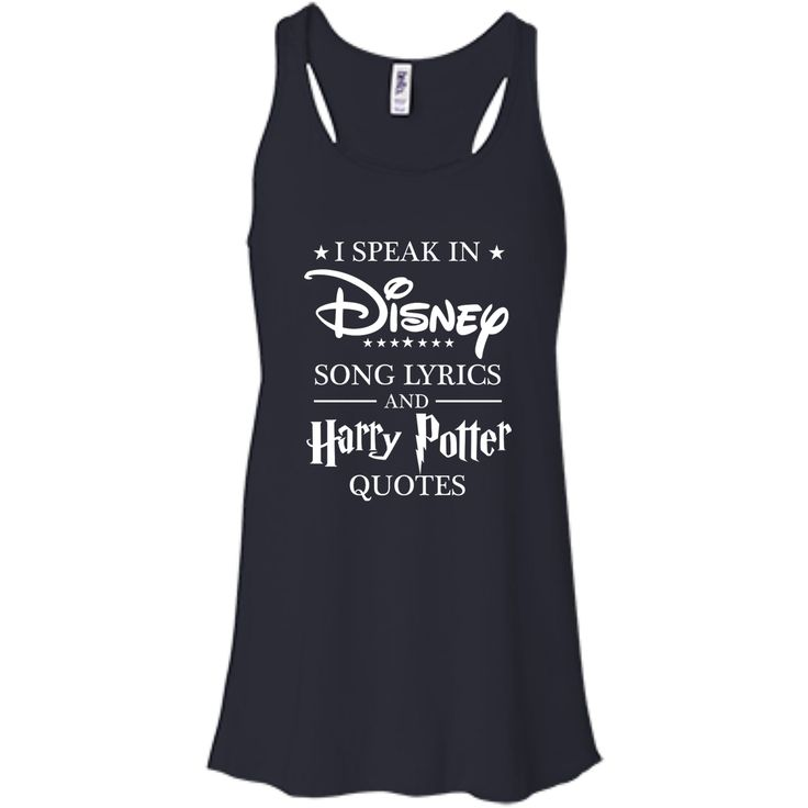 I Speak in Disney Song lyrics and Harry Potter quotes shirt, hoodie, tank - TeesGrab