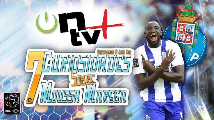 7 Curiosidades sobre Moussa Marega | Observando a Liga Nos | ON tv Mais