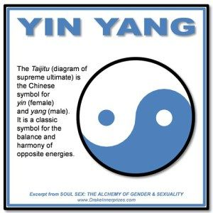 Yin yang meaning of sex slang