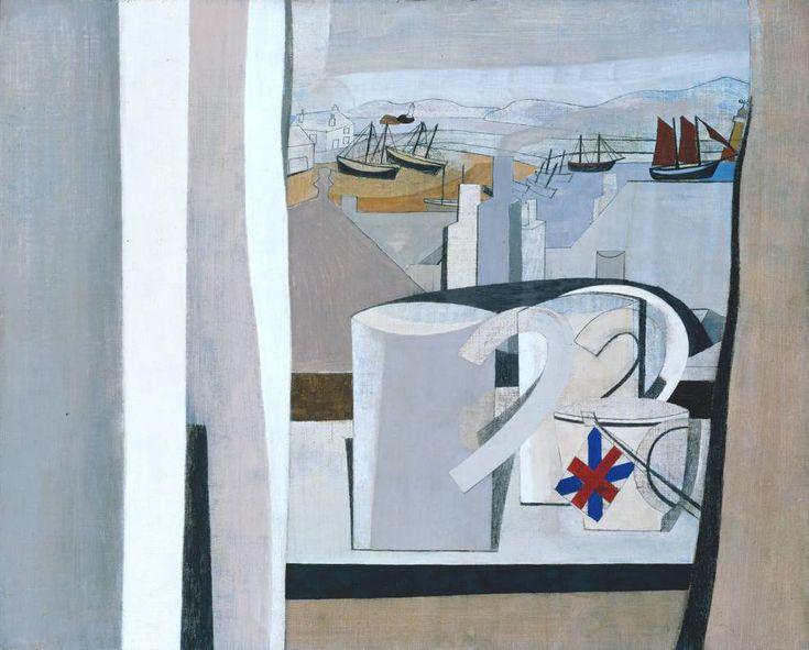 Ben Nicholson OM, '1943-45 (St Ives, Cornwall)' 1943-5