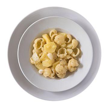 ジャガイモとニンニクのパスタのレシピ・作り方 | 暮らし上手