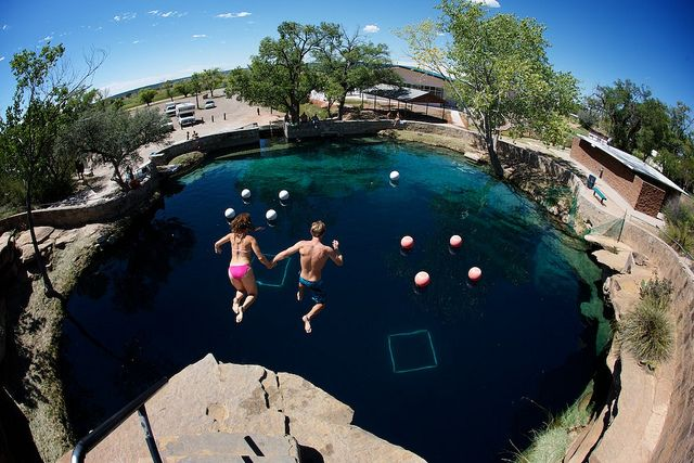 Santa Rosa (NM) United States  city photos : Blue Hole, Santa Rosa, New Mexico, USA | Travel Board | Pinterest ...