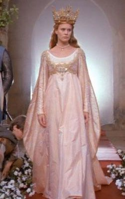 The Princess Bride (1987) #Movie with Robin Wright as princess Buttercup. #CostumeDesign: Phyllis Dalton