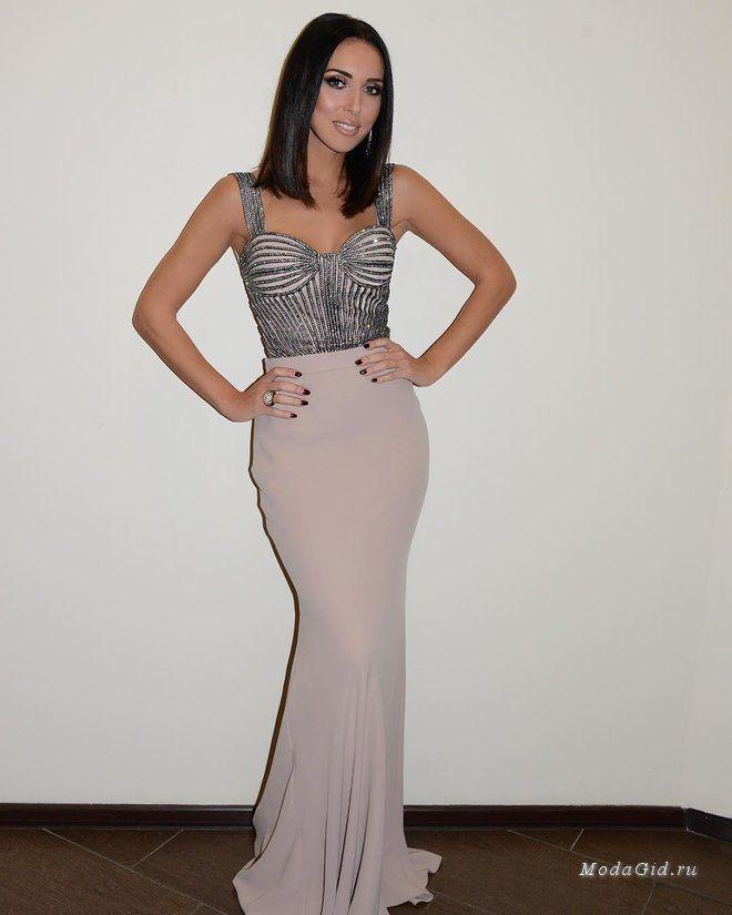 вечерние платья алсу фото увидеть