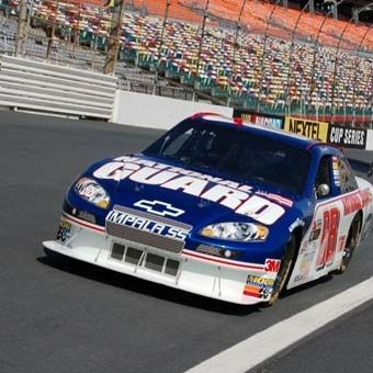 Drive a Stock Car in Los Angeles