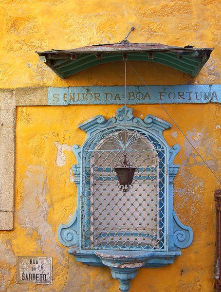 Rua Do Barredo (Senhor da Boa Fortuna) | Porto, Portugal