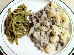 Ground Beef and Potato Stroganoff Recipe