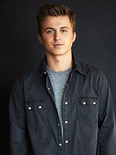Kenny Wormald from Footloose